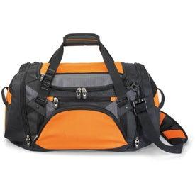 Vertex Tech Duffel Bag with Your Slogan