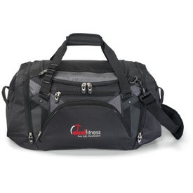 Vertex Tech Duffel Bag Branded with Your Logo