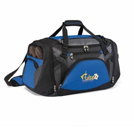 Large Vertex Tech Duffel for Advertising