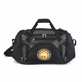 Large Vertex Tech Duffel