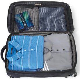 Vertex Tech Carry-On Wheeled Upright Duffel Giveaways