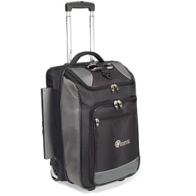 Vertex Tech Carry-On Wheeled Upright Duffel