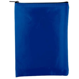 "Vertical Bank Bag (7"" x 10"")"