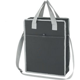 Company Vertical Messenger/Tote Bag