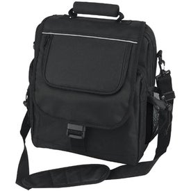 Vertical Design Computer Bag for Your Church