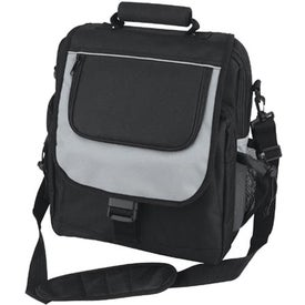 Branded Vertical Design Computer Bag
