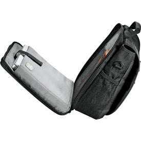 Verve Checkpoint-Friendly Compu Messenger for Promotion