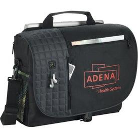 Verve TSA Computer Messenger Bag