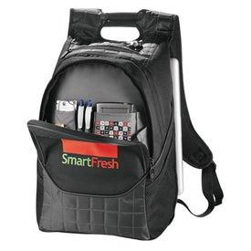 Logo Verve Compu Backpack