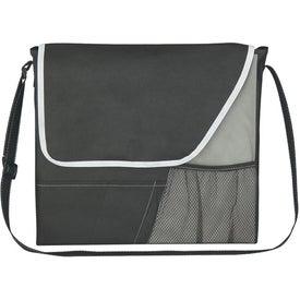 Branded Vida Non-Woven Messenger Bag