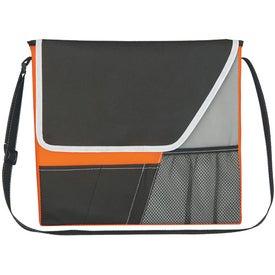 Company Vida Non-Woven Messenger Bag