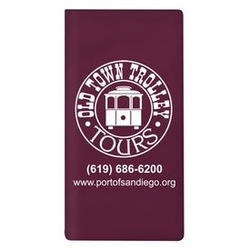 VIP Passport Case Imprinted with Your Logo