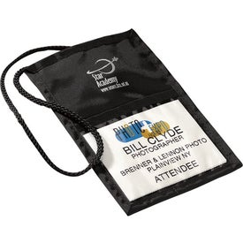 VIP Badge Holder
