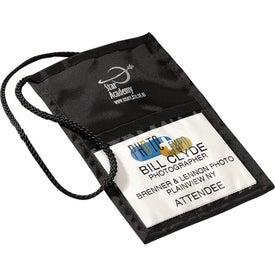 VIP Badge Holder
