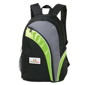 Visions Backpack with Your Slogan