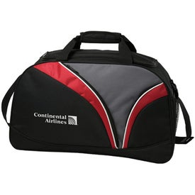 Visions Sports Duffel with Your Slogan