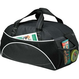 Vista Sport Duffel for Advertising