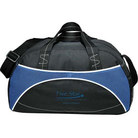 Monogrammed Vista Sport Duffel