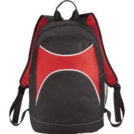 Imprinted Vista Backpack