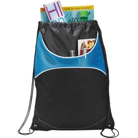 Vista Cinch Backpack for Your Organization