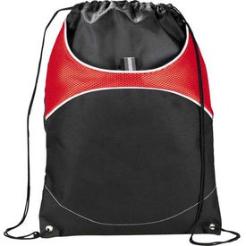 Vista Cinch Backpack Branded with Your Logo