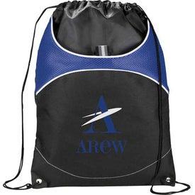 Vista Cinch Backpack for Advertising
