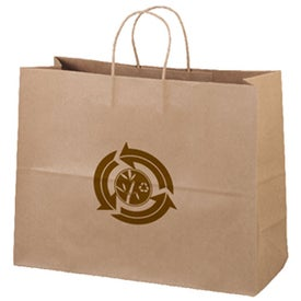 Vogue Eco Shopper Branded with Your Logo