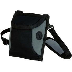 Monogrammed Voyager Camera Bag