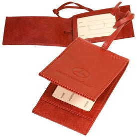 Voyager Magnetic Luggage Tag Giveaways