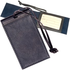 Customized Voyager Magnetic Luggage Tag