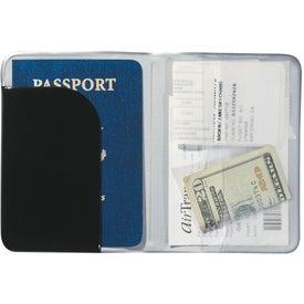 Advertising Voyager Passport Holder