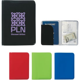 Voyager Passport Holder