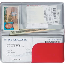 Promotional Voyager Travel Wallet
