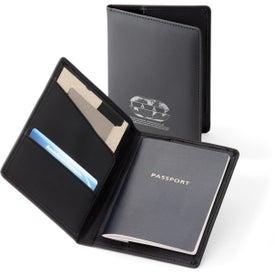 Printed Vytex Travel Wallet