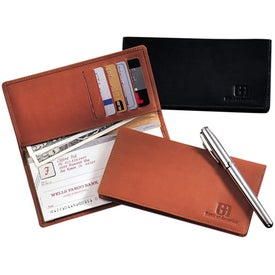 Walker Street Checkbook Cover (Calfskin)