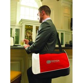 Wanderer Computer Messenger Bag Branded with Your Logo