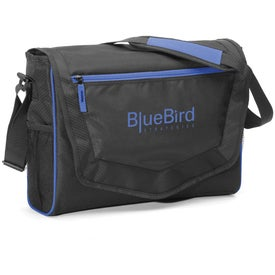 Wanderer Tech Messenger Bag with Your Slogan