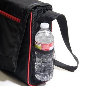 Customized Wanderer Tech Messenger Bag