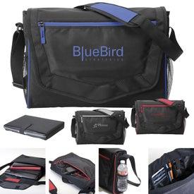 Wanderer Tech Messenger Bag