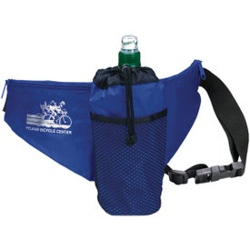 Customized Water Bottle Fanny Pack