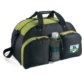 Water Bottle Sport Bag II Printed with Your Logo