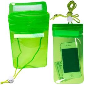 Monogrammed Waterproof Bag