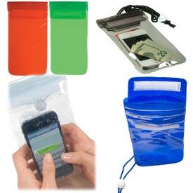 Imprinted Waterproof Smartphone Bag