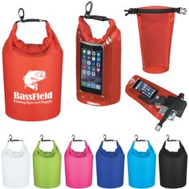 Waterproof Dry Bag with Window (2.5 L)