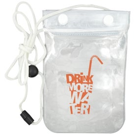 Waterproof Media Pouch Printed with Your Logo