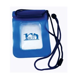 Waterproof Media Pouch Branded with Your Logo