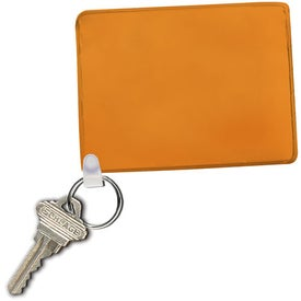 Waterproof Pouch with Key Ring for Promotion