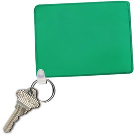 Waterproof Pouch with Key Ring for Your Church