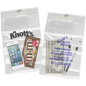 Waterproof Safety Bags with Ziplock