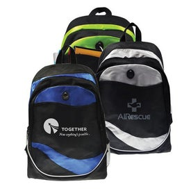 Wave Back Pack (Color Surge)